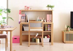 カリモク家具・ボナシェルタ書棚ミドルタイプ+別売棚板