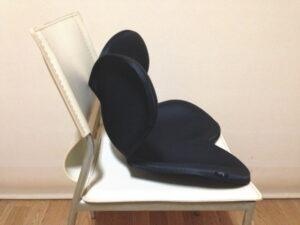 ボディメイクシートスタイルは腰痛には効果がないどころか逆効果?