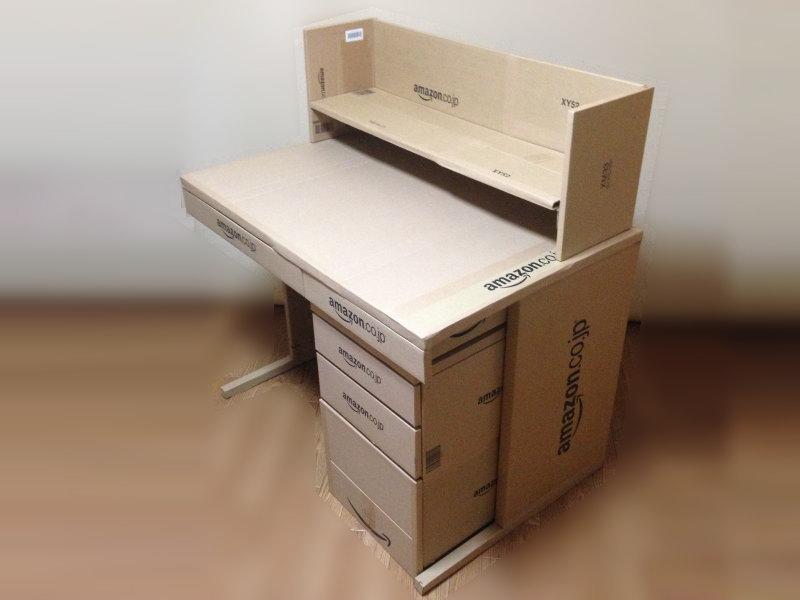 amazon×学習机評論家オリジナル学習机
