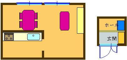 4. LDのテーブルで学習し、玄関の棚などに収納