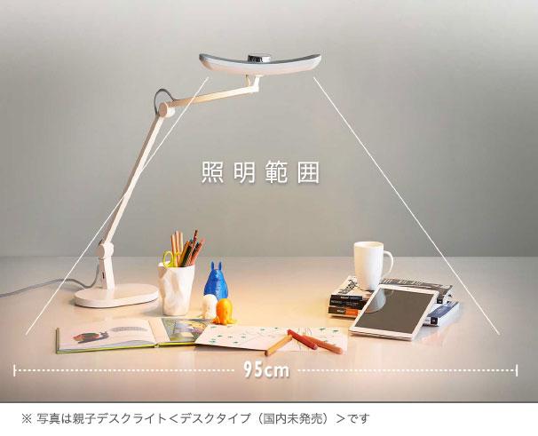 BenQ・WiT MindDuo親子デスクライト