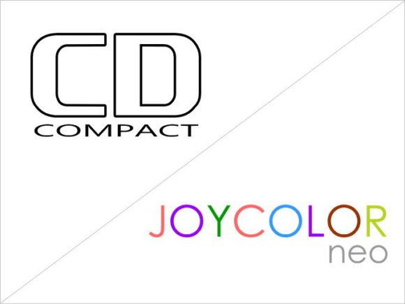 コイズミファニテック「CDコンパクト」vsイトーキ「ジョイカラーネオ」