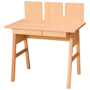 ベネッセ×カリモク家具・学びデスク囲み可変タイプ
