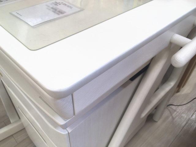 浜本工芸・YSD09デスク・ホワイト色