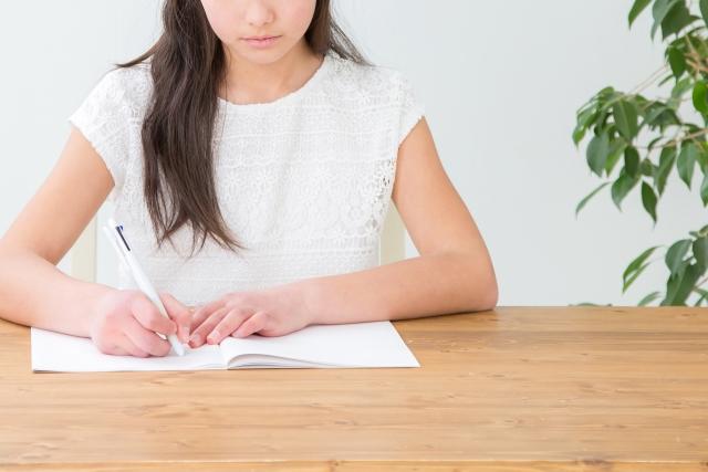 中学生の学習環境・イメージ