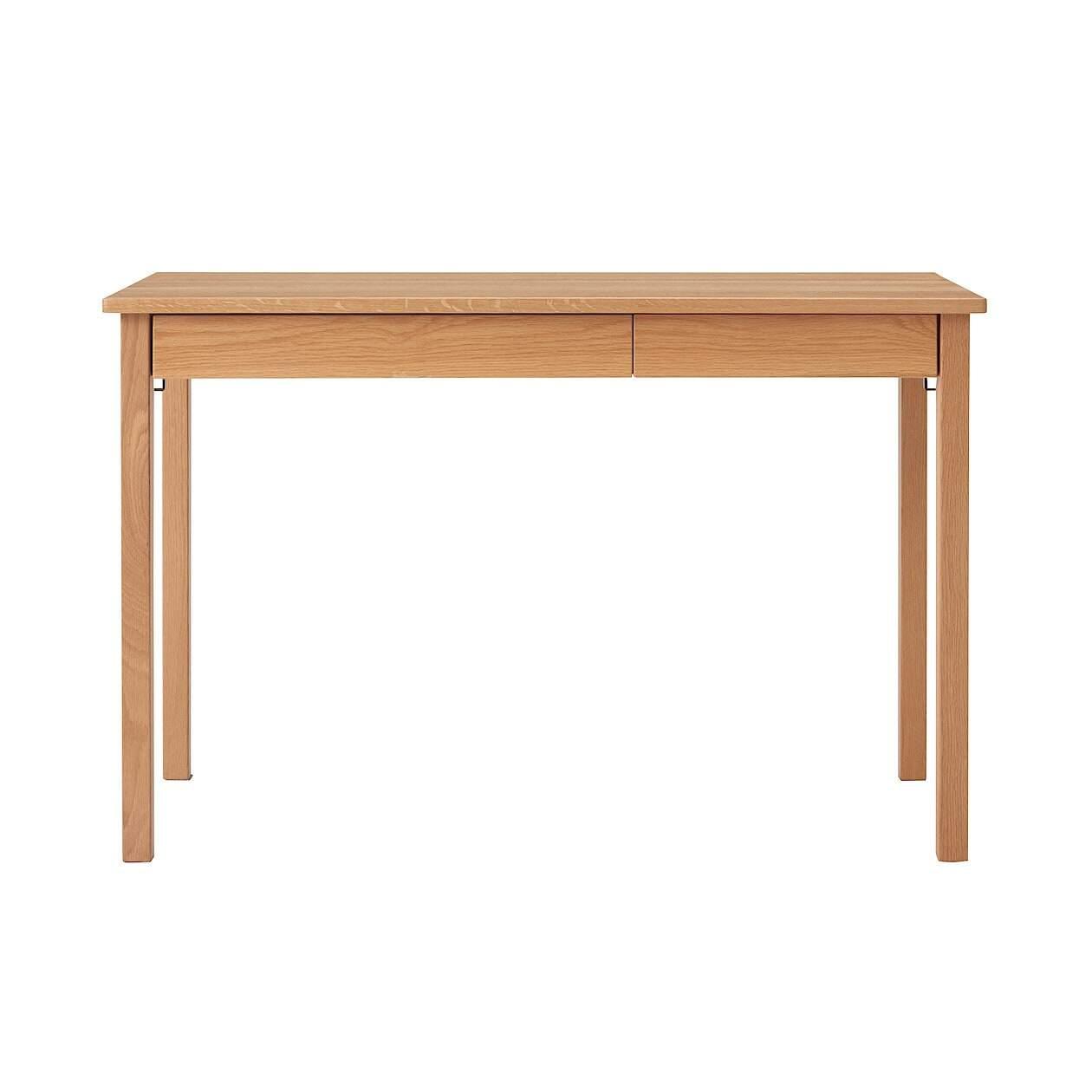 無印良品・木製デスク オーク材( 44873939)